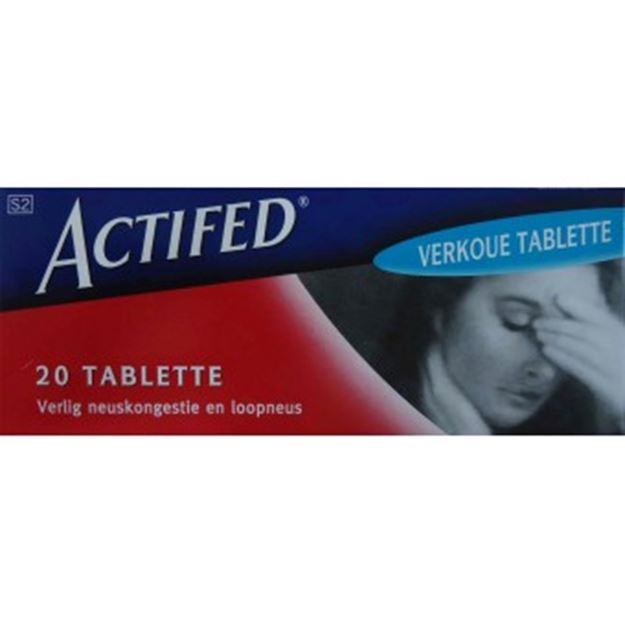 Picture of Actifed