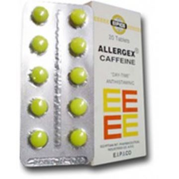 Picture of Allergex Tabs