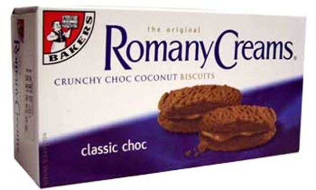 Picture of Bakers Romany Creams