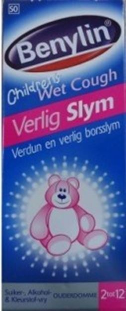 Picture of Benylin Childrens Wet Cough