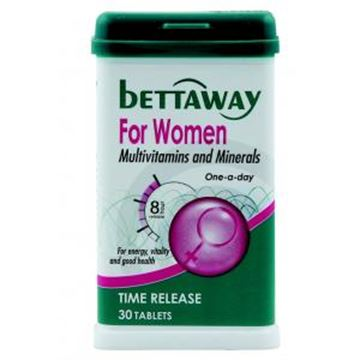 Picture of Bettaway Womans Own Multivitamin