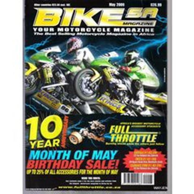 Picture of Bike SA Motorcycling Magazine