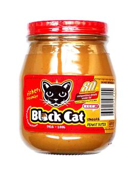 Picture of Black Cat Peanut Butter
