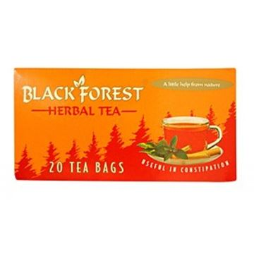 Picture of Black Forest Herbal Tea Bags