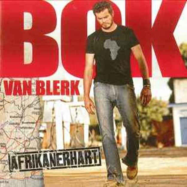 Picture of Bok van Blerk - Afrikaner Hart