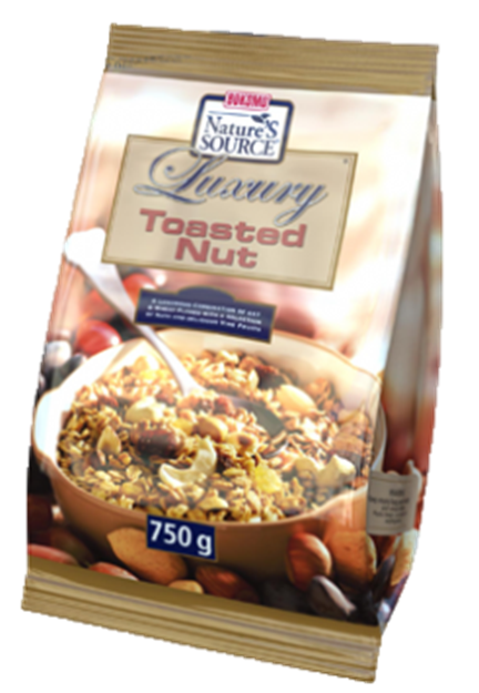 Picture of Bokomo Nature's Source Luxury Toasted Nut Muesli