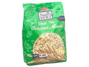 Picture of Bokomo Nature's Source Tropical Cluster Muesli