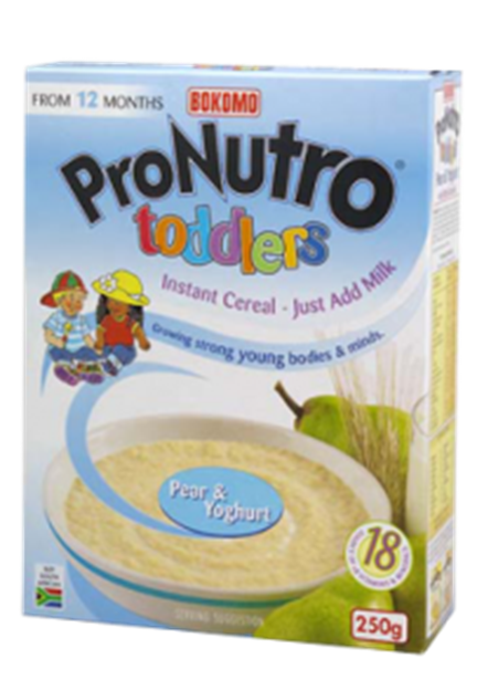 Picture of Bokomo Pronutro Toddlers Cereal