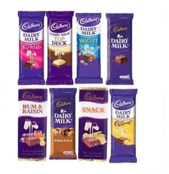 Picture of Cadbury Dairy Milk Chocolate