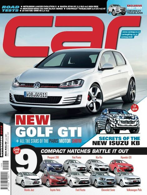 Picture of Car Magazine