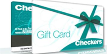 Picture of Checkers Voucher Gift Card - R500