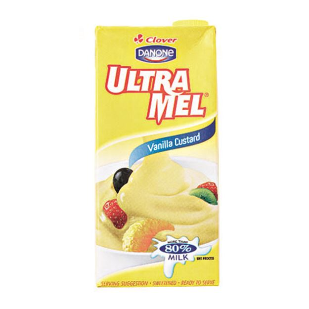 Picture of Danone Ultramel Vanilla Flavoured Custard