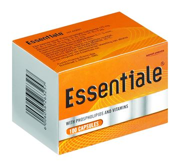 Picture of Essentiale Liver Tablets