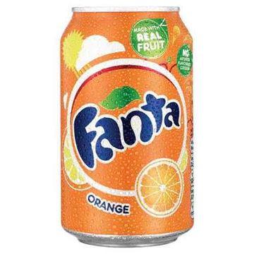 Picture of Fanta Orange - 6 Pack