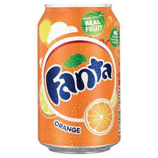 Picture of Fanta Orange - 6 Pack