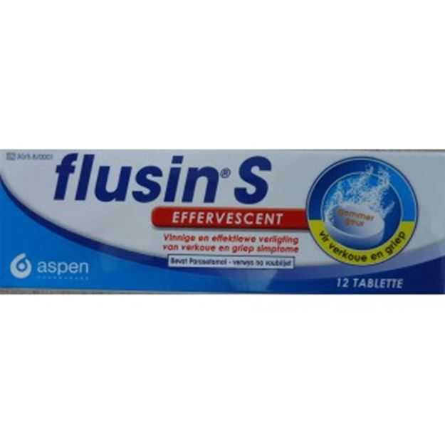 Picture of Flusin S Effervescent