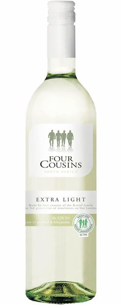 Picture of Four Cousins wine