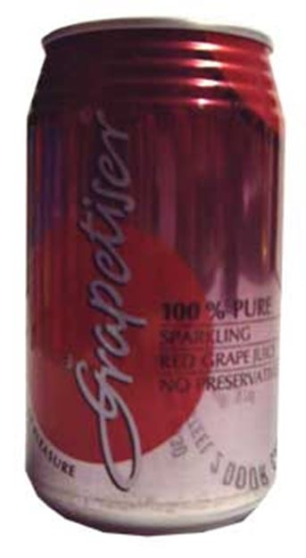 Picture of Grapetiser 6 Pack Cans