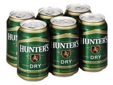 Picture of Hunter's Dry Cider