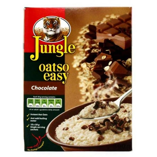 Picture of Jungle Oatso Easy Instant Oats