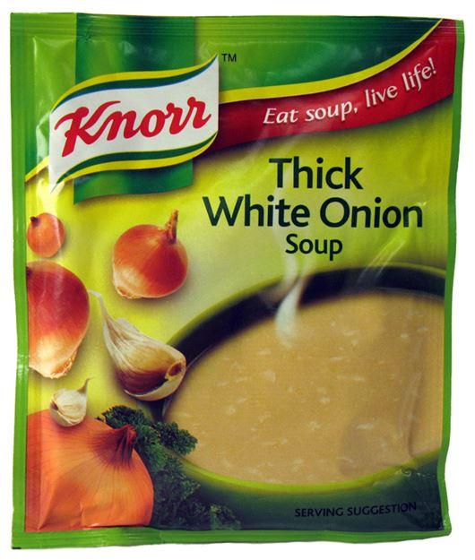 Picture of Knorr Thick White Onion Soup