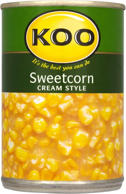 Picture of Koo Cream Style Sweetcorn