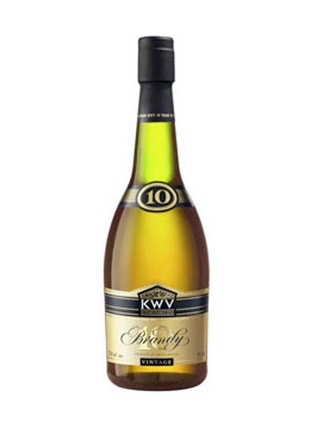 Picture of KWV 10 Year Old Brandy