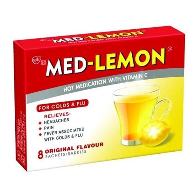 Picture of Med-Lemon by GlaxoSmithKline