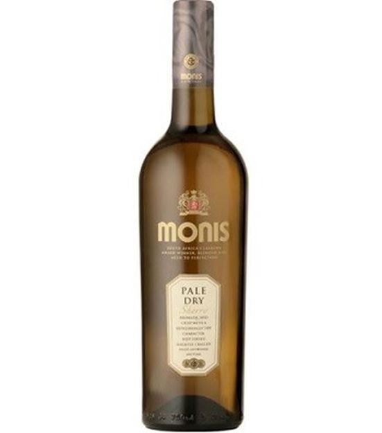 Picture of Monis Pale Dry Sherry