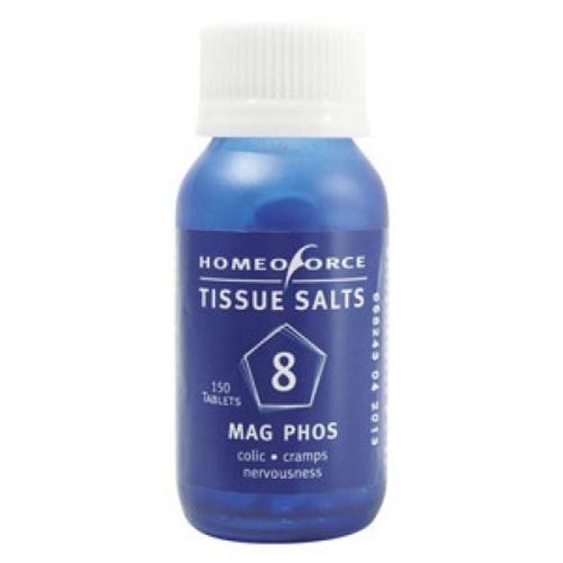 Picture of Natura Tissue Salt No.8