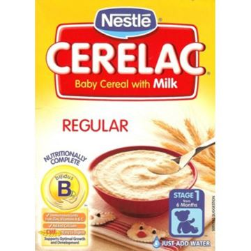 Picture of Nestle Cerelac Regular Cereal