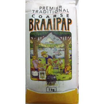 Picture of Premier Traditional Coarse Braaipap