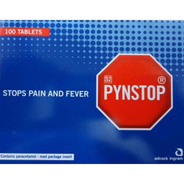 Picture of Pynstop Tabs - 20 Tabs
