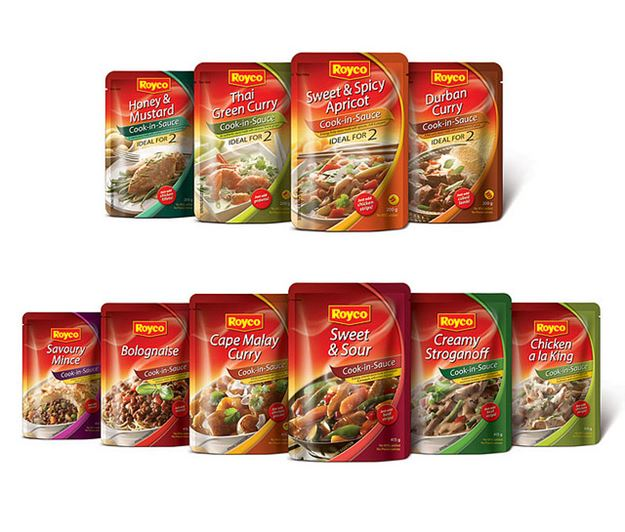 Picture of Royco cook in Sauces