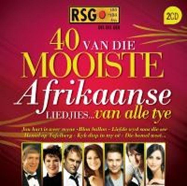 Picture of RSG 40 Van Die Mooiste Afrikaanse