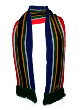 Picture of SA Flag Scarf