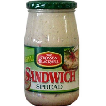 Picture of Sandwich Spread Crosse and Blackwell