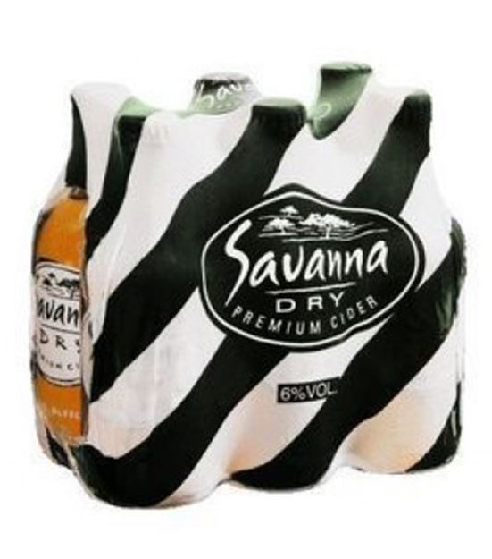 Picture of Savanna Dry 340ml