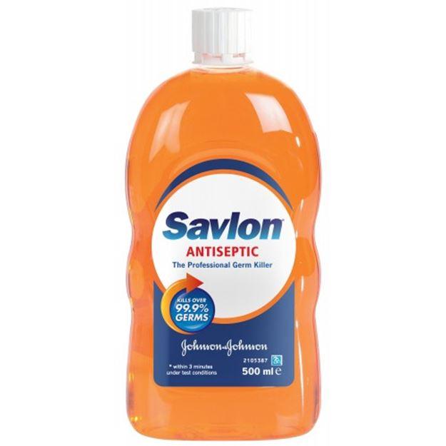 Picture of Savlon Liquid