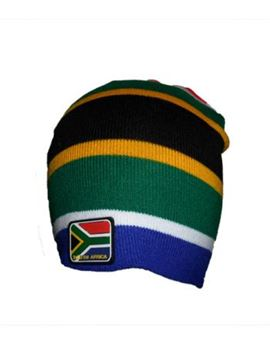 Picture of South African Flag Beanie