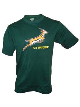 Picture of Springbok Big Logo T-Shirt