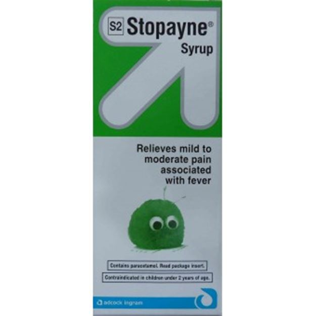 Picture of Stopayne syrup