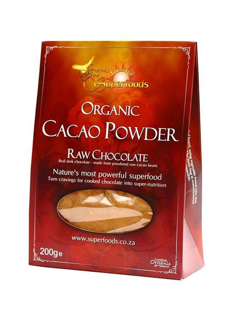 Picture of Superfood Organic Cacoa Powder