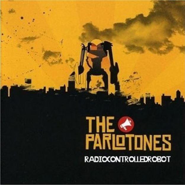 Picture of The Parlotones Radiocontrolledrobot