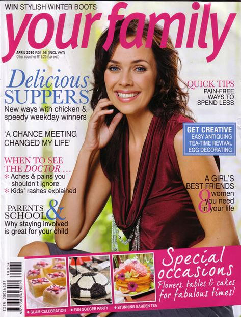 Picture of Your Family Magazine