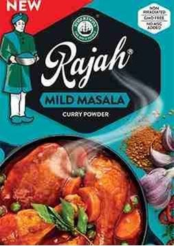 Picture of Rajah Curry Powder