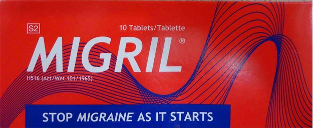 Picture of Migril Tablets 10's