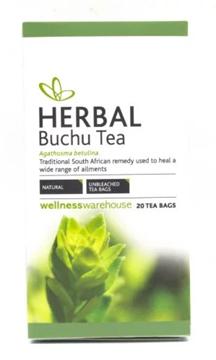 Picture of Buchu Tea Bags