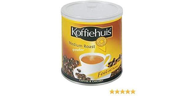 Koffiehuis Medium Roast Powder - 250 grams